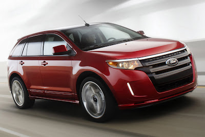2011 Ford Edge First Look