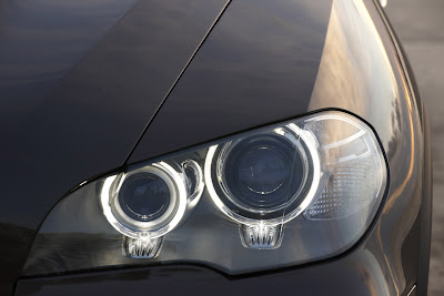 2011 BMW X5 Car Headlights