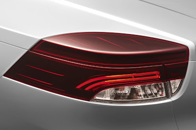 2011 Renault Megane Coupe Cabriolet Taillight