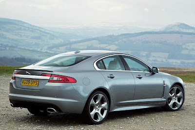 2011 Jaguar XF S Exotic Car