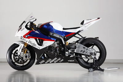 2010 BMW S1000RR Superbike Picture