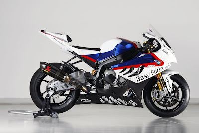 2010 BMW S1000RR Superbike Wallpaper