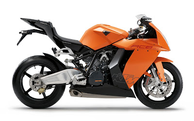 2010 KTM 1190 RC8 Picture