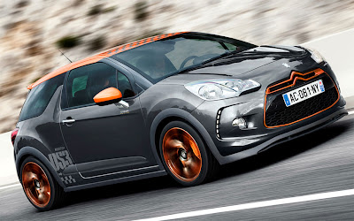 2011 Citroen DS3 R Car Wallpaper