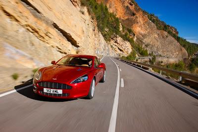 2010 Aston Martin Rapide Sport Car