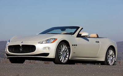 2011 Maserati Granturismo Convertible Car Picture