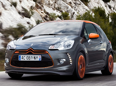 2011 Citroen DS3 R First Look
