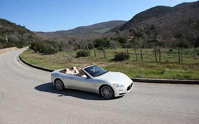 2011 Maserati Granturismo Convertible Car Photo