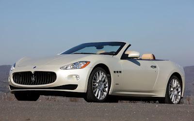 2011 Maserati Granturismo Convertible Luxury Car