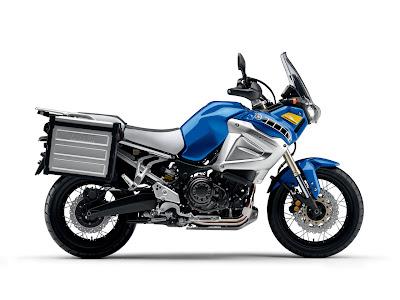 2010 Yamaha XT1200Z Super Tenere Motorcycle