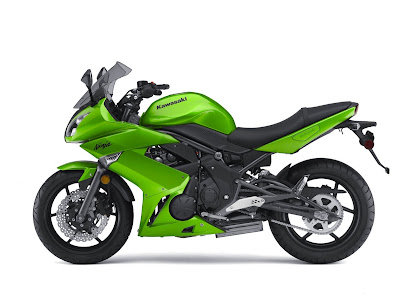 Kawasaki Ninja 650R edition Green Series