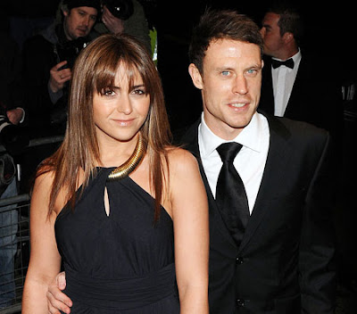 Wayne Bridge with Sexy Vanessa