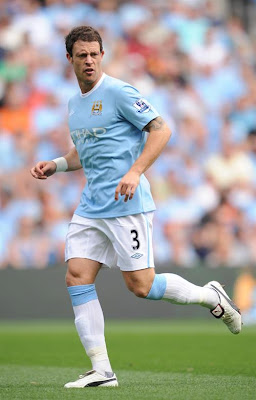 Wayne Bridge Manchester City Football Player