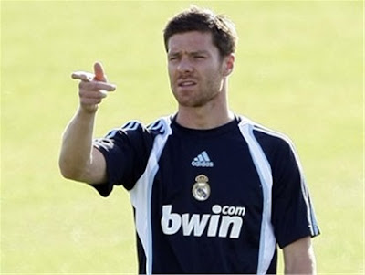Xabi Alonso Football Wallpaper