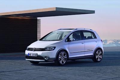 2011 Volkswagen Crossgolf Picture