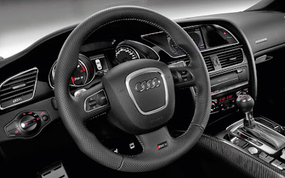 2011 Audi RS 5 Steering Wheel