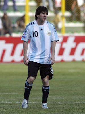 Lionel Messi Argentina Football Player
