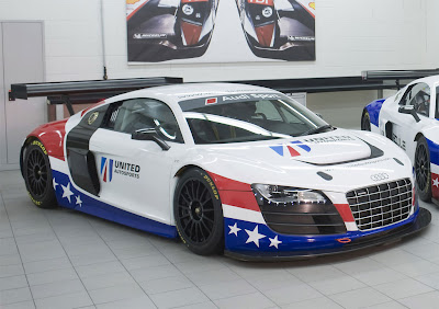 2010 Audi R8 LMS Evolution Sport Car