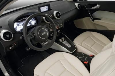 2010 Audi A1 e-Tron Interior