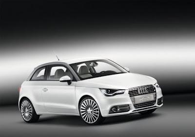 2010 Audi A1 e-Tron Picture