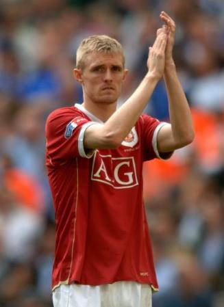 Darren Fletcher Football Picture