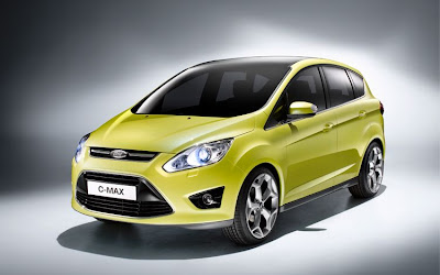 2012 Ford C-Max Car Wallpaper