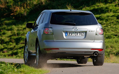 2010 Mazda CX-7 Diesel Rear View