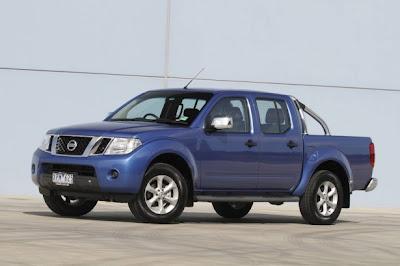 2010 Nissan Navara ST-X Picture