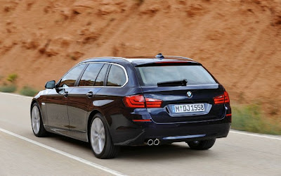 BMW 5 Series Touring Best Car