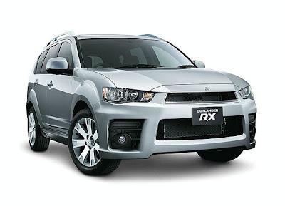 2010 Mitsubishi Outlander RX Car Picture