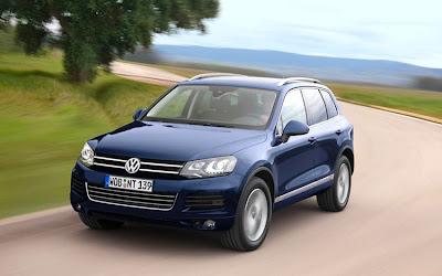 2011 Volkswagen Touareg First Look