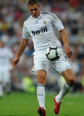 Karim Benzema Football Picture