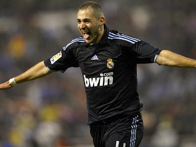 Karim Benzema Celebration