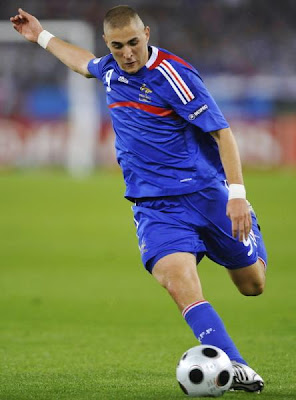 Karim Benzema France Football Player