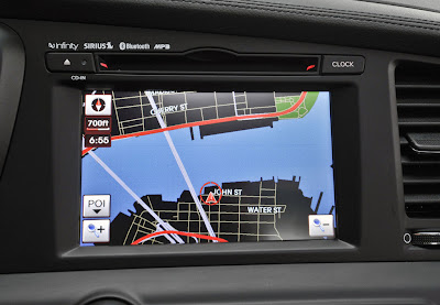 2011 Kia Optima Car GPS