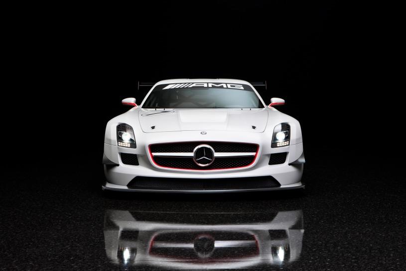 Todays World Of Cars 2010 Mercedes Benz Sls Amg Gt3