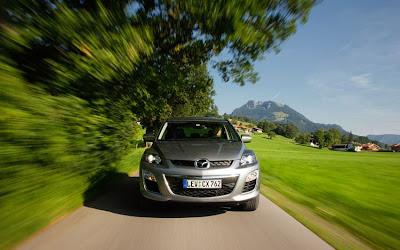 2010 Mazda CX-7 Diesel Front View