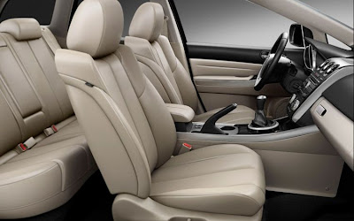 2010 Mazda CX-7 Diesel Front Seats