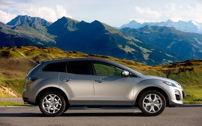 2010 Mazda CX-7 Diesel Side View