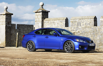 2011 Lexus IS F Photo