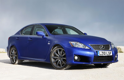 2011 Lexus IS F Picture