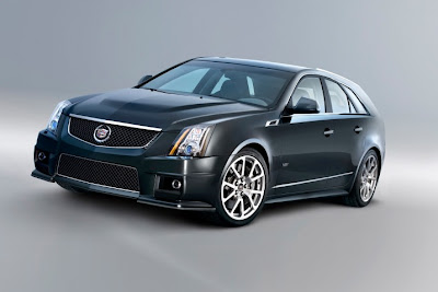2011 Cadillac CTS-V Sport Wagon Car Picture