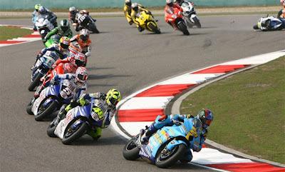 MotoGP 09/10 Game Wallpaper