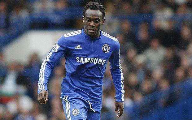Chelsea Soccer Player