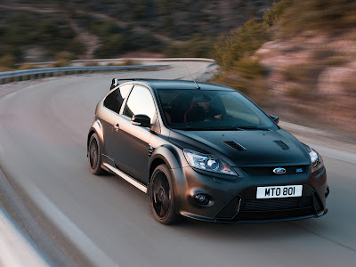 2011 Ford Focus RS500 Sport Car