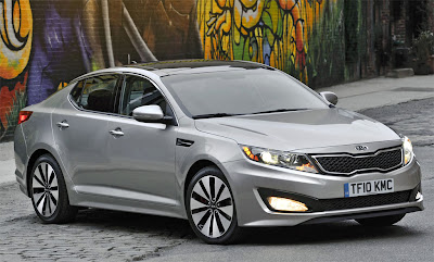 2011 Kia Optima Car Picture