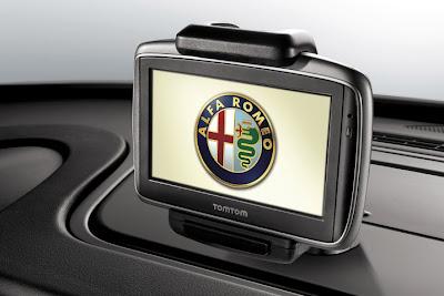 2011 Alfa Romeo Giulietta GPS