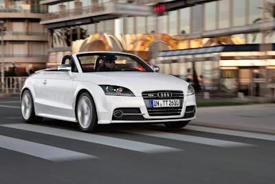 2011 Audi TT Picture