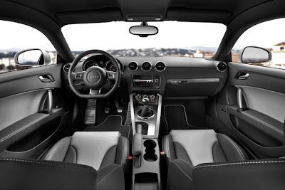 2011 Audi TT Interior View
