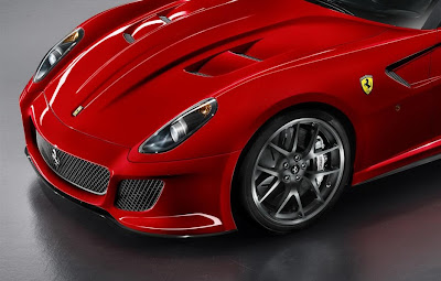 2011 Ferrari 599 GTO Car Headlight